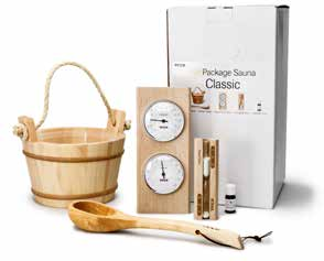 SAUNA CLASSIC GIFT PACKAGE